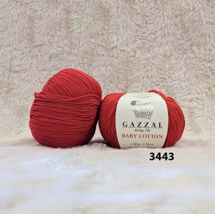 Gazzal Baby Cotton 3443
