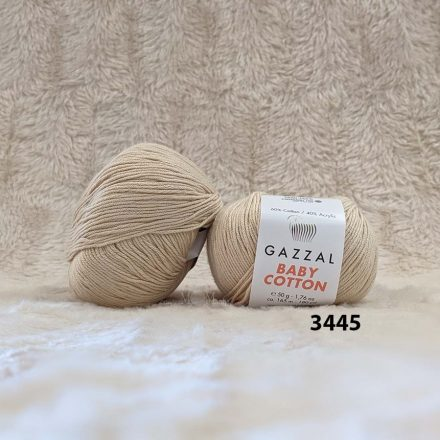 Baby Cotton 3445