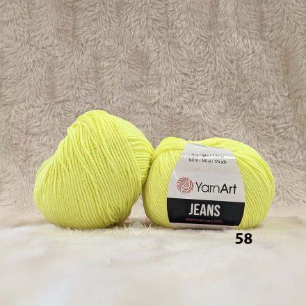 YarnArt Jeans 58