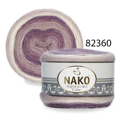 angora luks color 82360