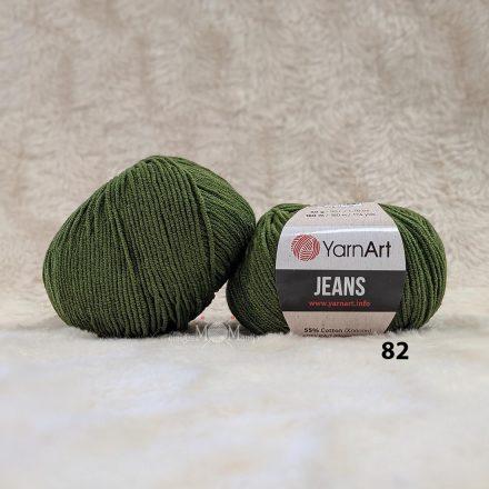 YarnArt Jeans 82