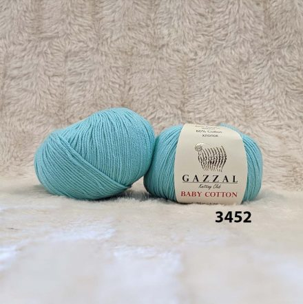 Gazzal Baby Cotton 3452