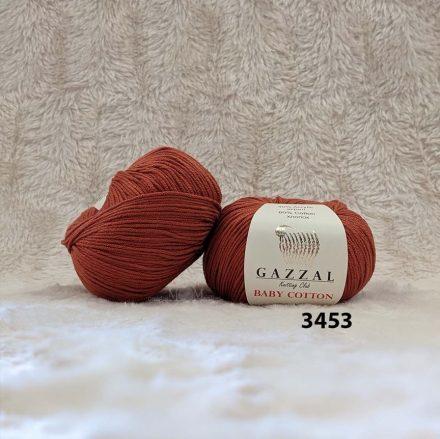 Gazzal Baby Cotton 3453