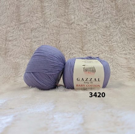 Gazzal Baby Cotton 3420