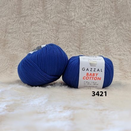 Gazzal Baby Cotton 3421