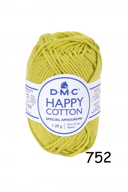 DMC Happy Cotton 752