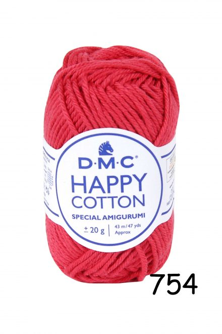 DMC Happy Cotton 754