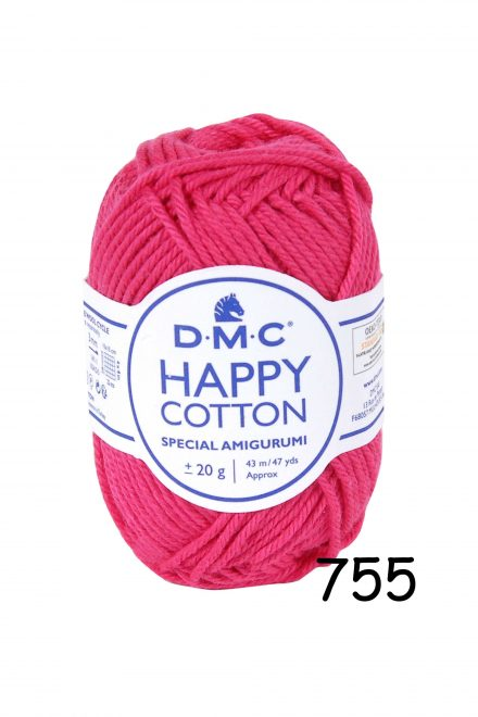 DMC Happy Cotton 755