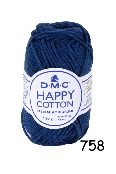 DMC Happy Cotton 758