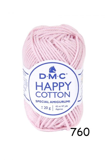 760 DMC Happy Cotton