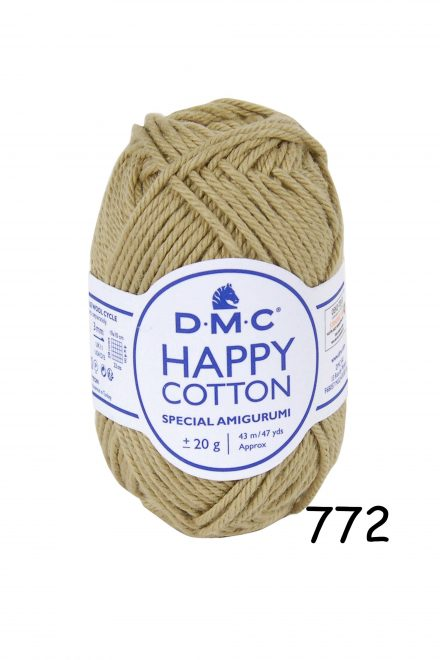 DMC Happy Cotton 772