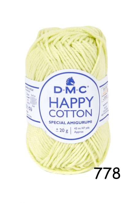 DMC Happy Cotton 778