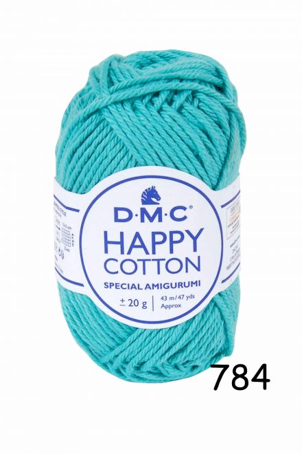 DMC Happy Cotton 784
