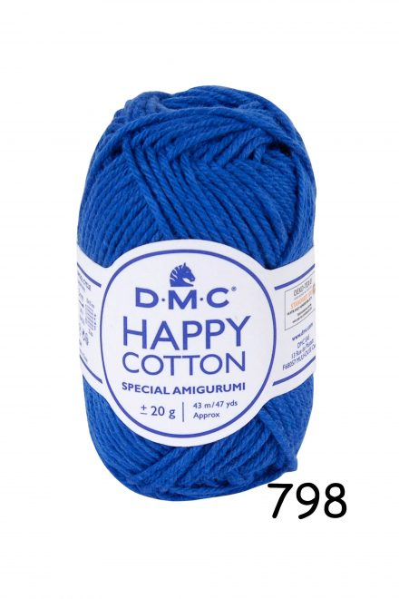 DMC Happy Cotton 798