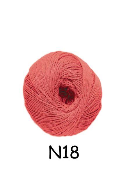 DMC Natura Just Cotton N18