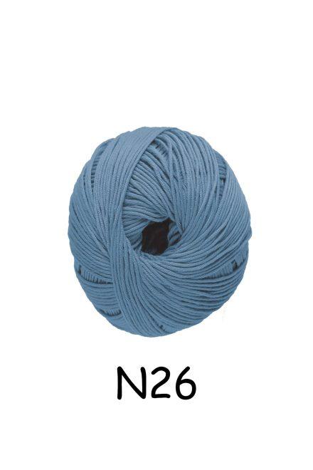 DMC Natura Just Cotton N26