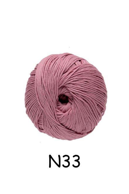 DMC Natura Just Cotton N33