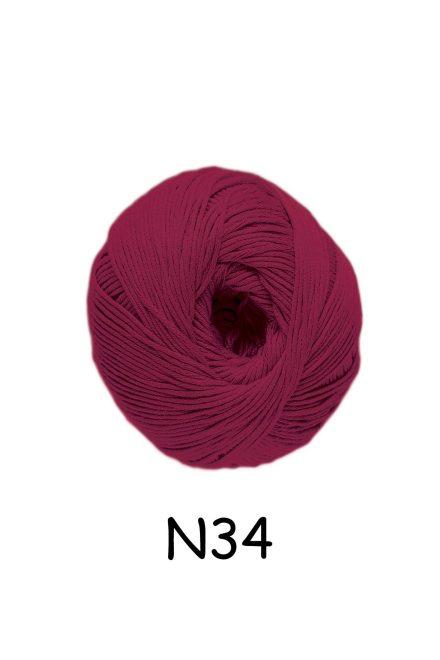 DMC Natura Just Cotton N34