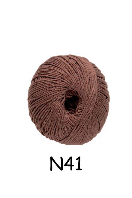 DMC Natura Just Cotton N41