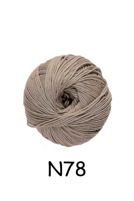 DMC Natura Just Cotton N78