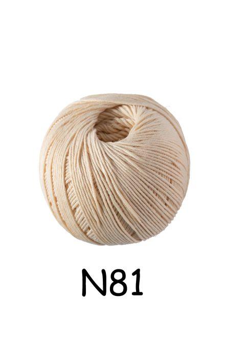 DMC Natura Just Cotton N81