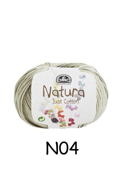 DMC Natura Just Cotton N04