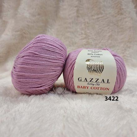 Gazzal Baby Cotton 3422