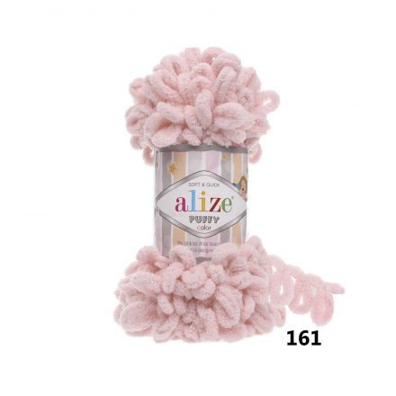 Alize PUFFY pudros spalvos