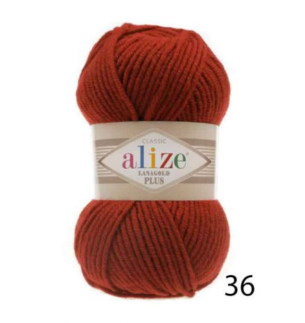 Alize Lanagold Plus 36 Terra