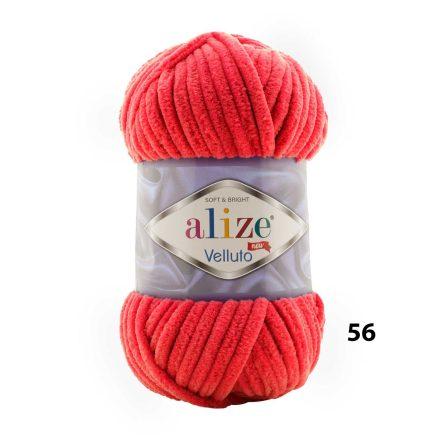 raudonos spalvos mezgimo