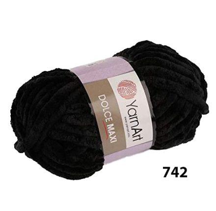 Yarnart Dolce Maxi 742 Black