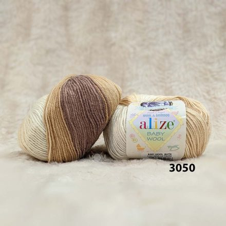 Alize Baby Wool 3050
