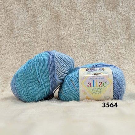 Alize Baby Wool 3564