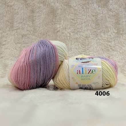 Alize Baby Wool 4006