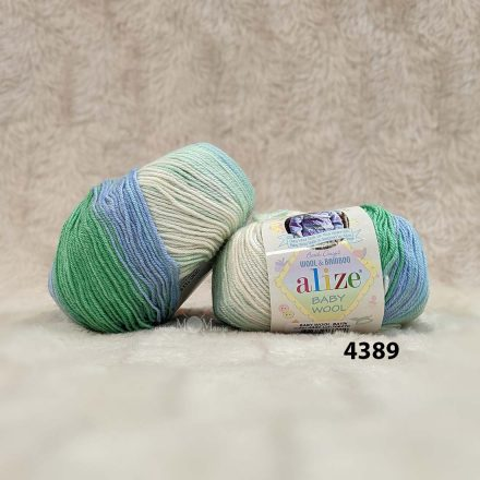 Alize Baby Wool 4389