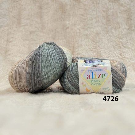 Alize Baby Wool 4726