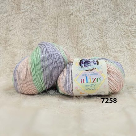 Alize Baby Wool 7258