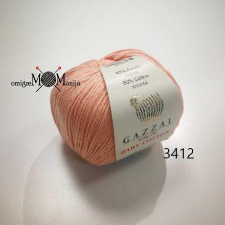 Gazzal Baby Cotton 3412