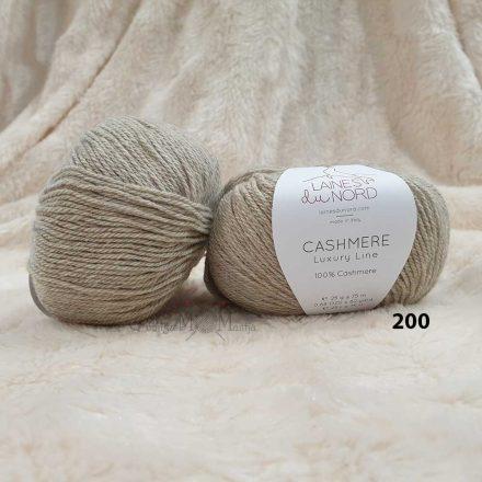 Laines du Nord Cashmere 200