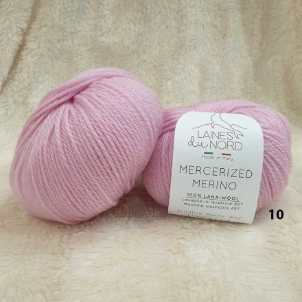 Laines du Nord Mercerized Merino 10
