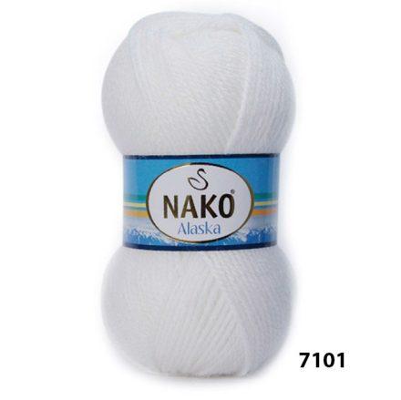 Nako Alaska 7101 White