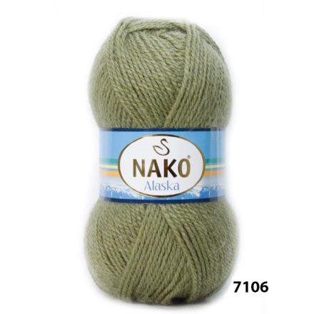 Nako Alaska 7106 Khaki Green