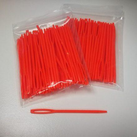Plastikinė mezgimo adata