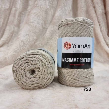 YarnArt Macrame Cotton 753