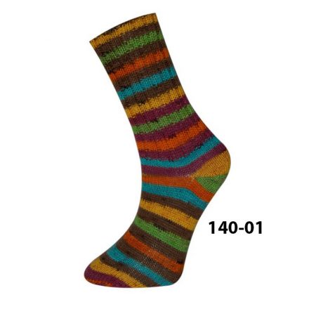 Himalaya Socks 140-01