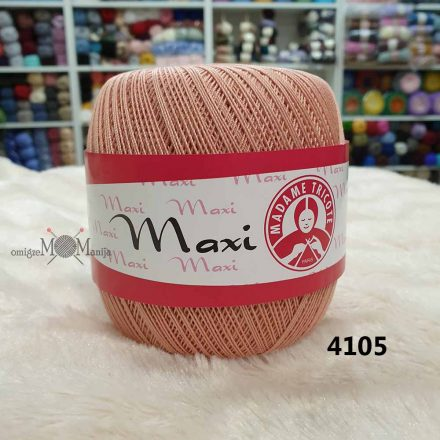 Madame Tricote Maxi 4105