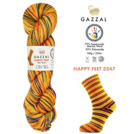 Gazzal Happy Feet 3247
