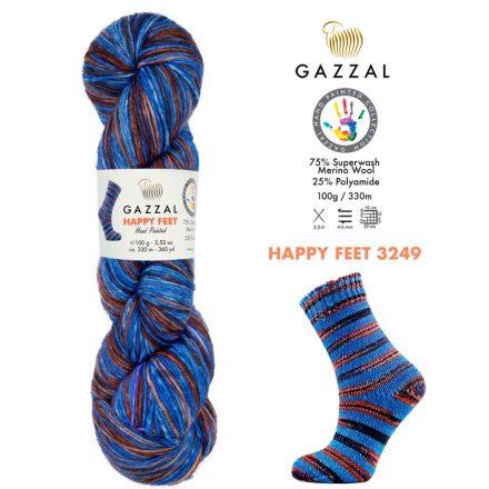 Gazzal Happy Feet 3249
