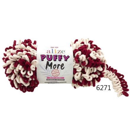 PUFFY MORE 6271