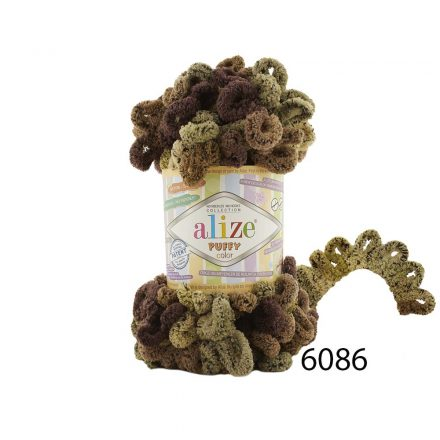 PUFFY COLOR 6086